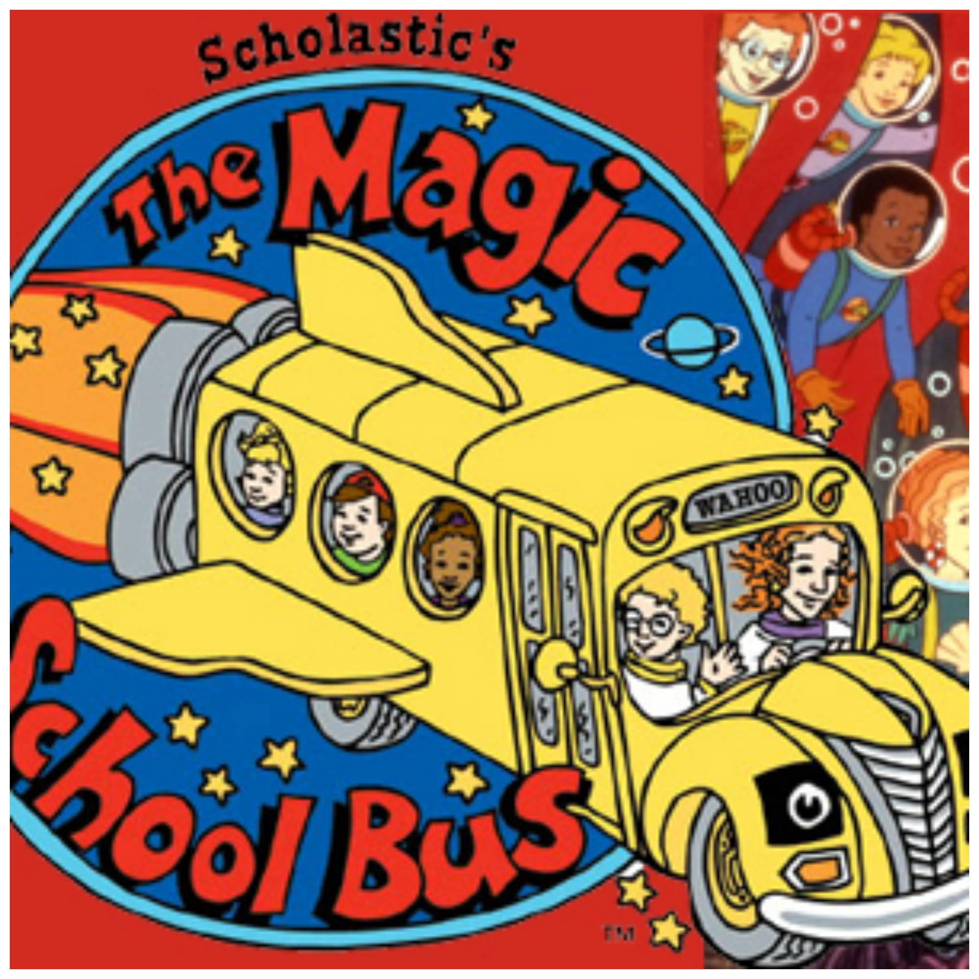 Free 34 Week Lesson Plans For The Entire Magic School Bus