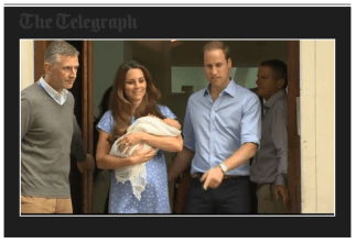The Royal Family of Cambridge