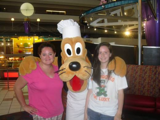 Chef Mickey's Character Dining