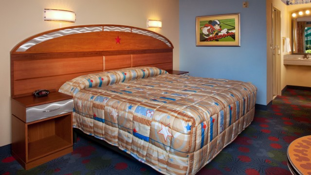 What Disney Resorts Have King Beds