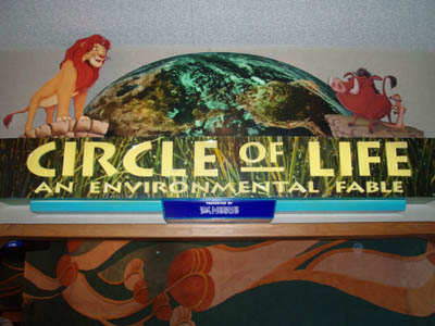 Circle of Life an Environmental Fable