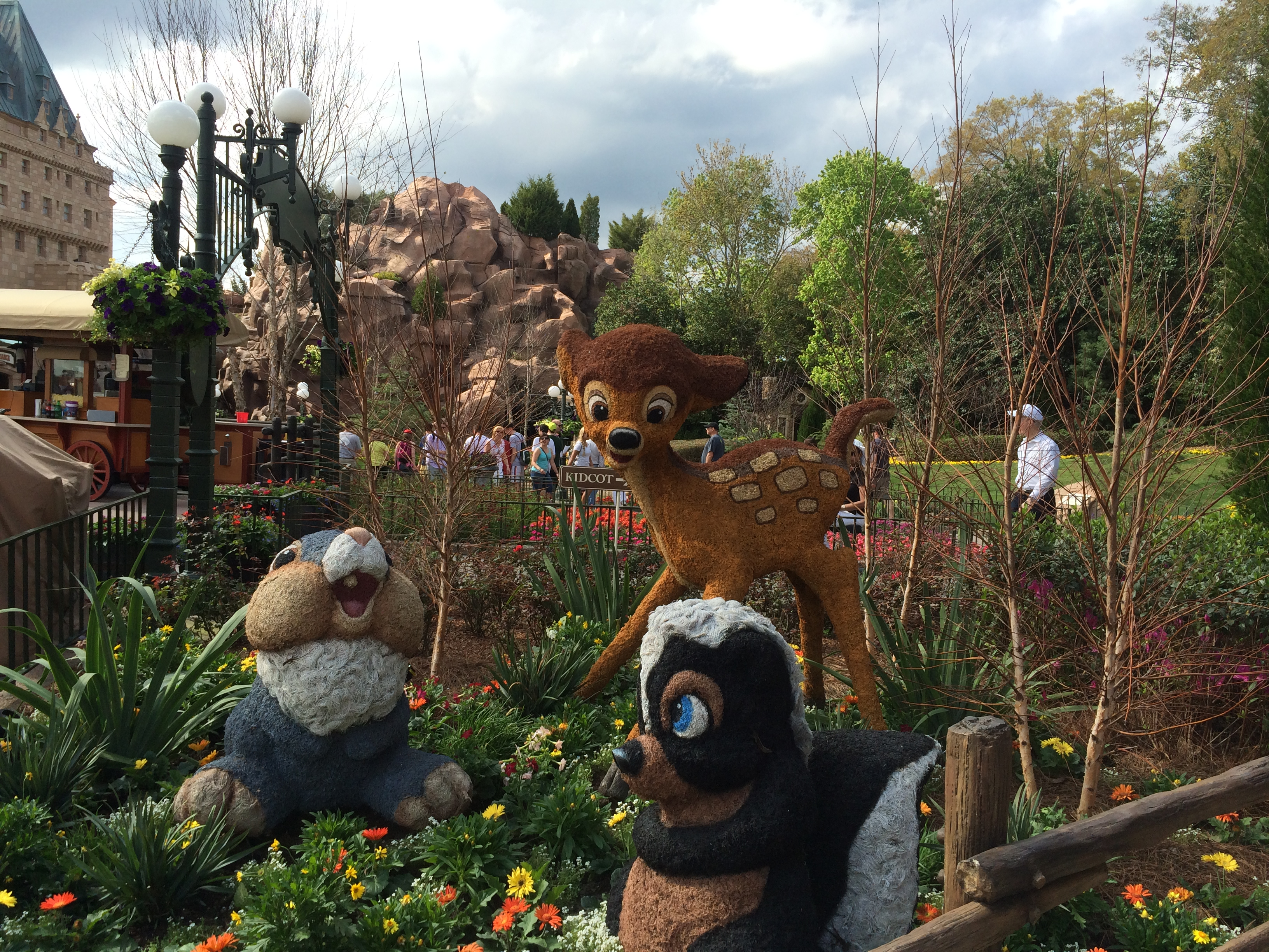 Epcot International Flower & Garden Festival - Magical DIStractions