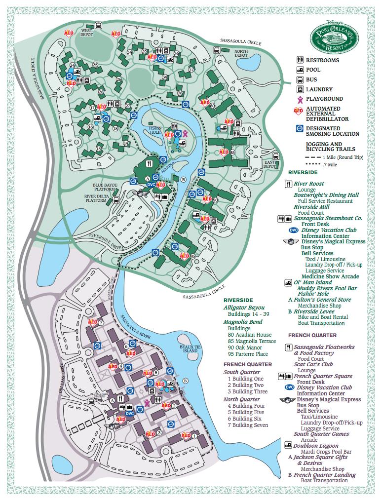 Disney's Port Orleans French Quarter Resort - Magical