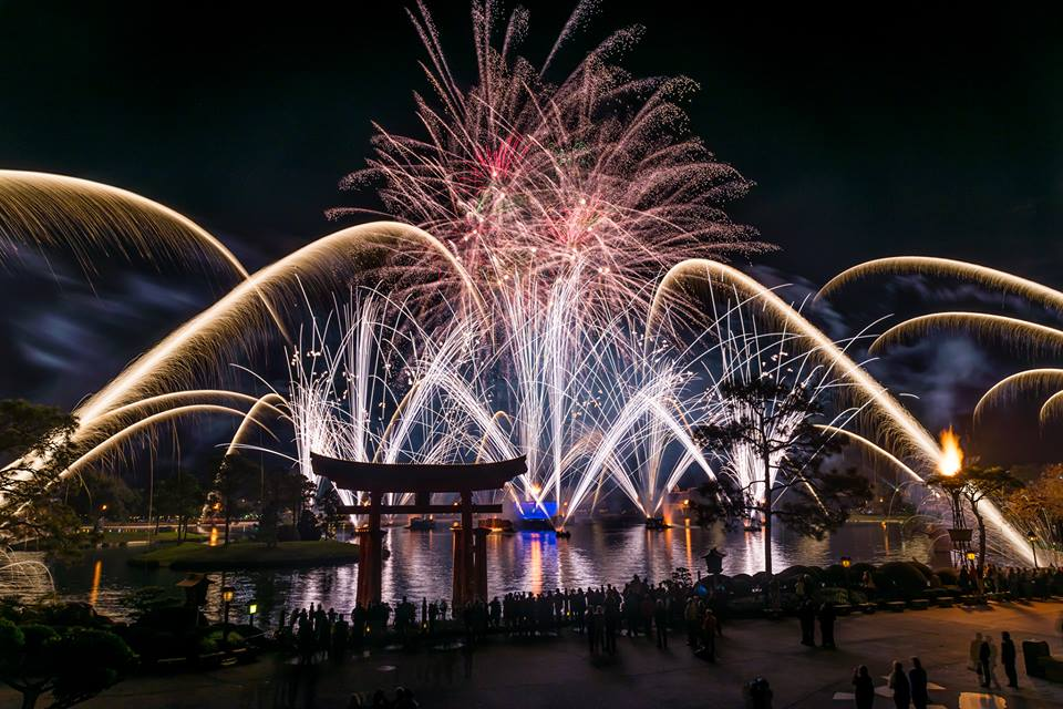 IllumiNations: Reflections of Earth-Photo Credit WDW News
