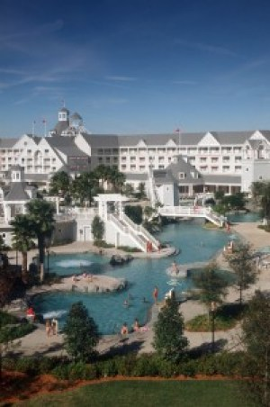 Disney's Yacht Club Resort;  Photo by Disney