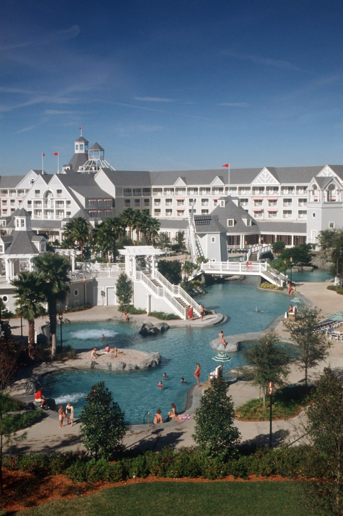 Disney's Yacht Club Resort; Photo by Disney