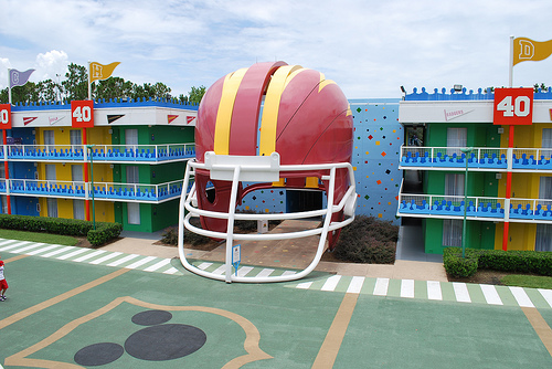 Disney's All Star Sports Resort