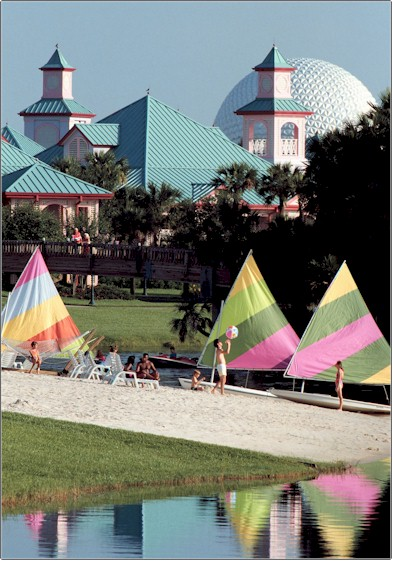 Caribbean Beach Resort - photo by Disney Parks