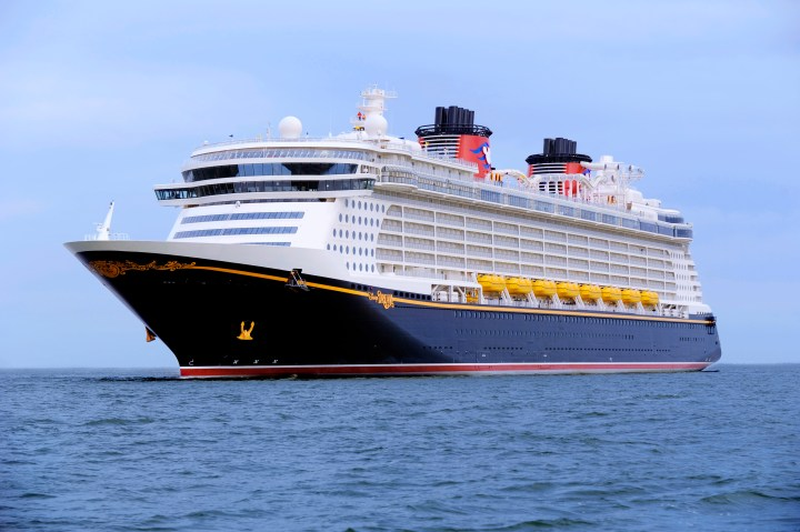 Disney Dream - Photo by Disney Parks