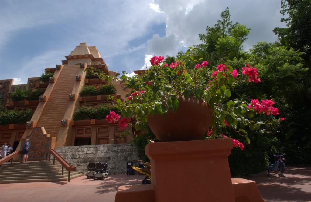 San Angel Inn in Mexico - Photo by Kent Phillips / Disney