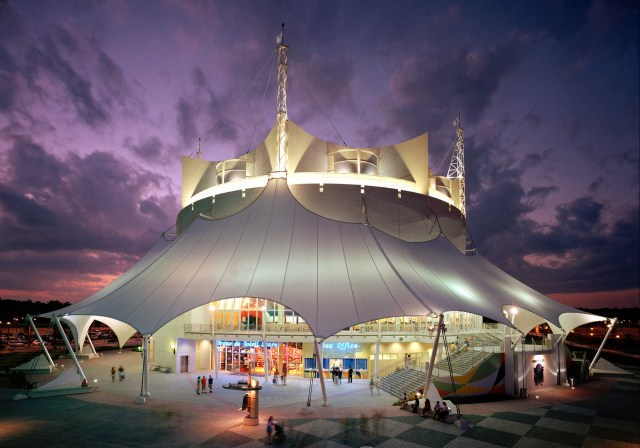 La Nouba Theater - Photo by Disney