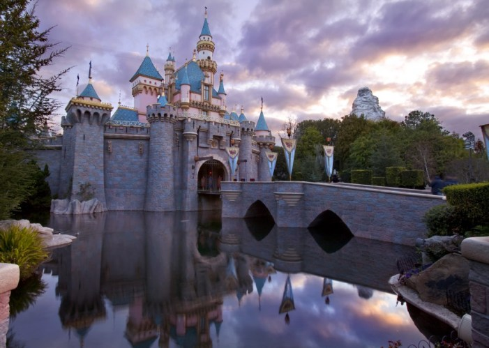 Sleeping Beauty Castle - Photo by Paul Hiffmeyer / Disneyland