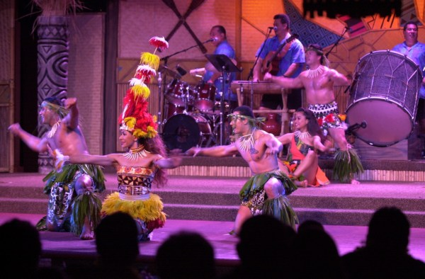 Disney's Spirit of Aloha - Photo by Disney