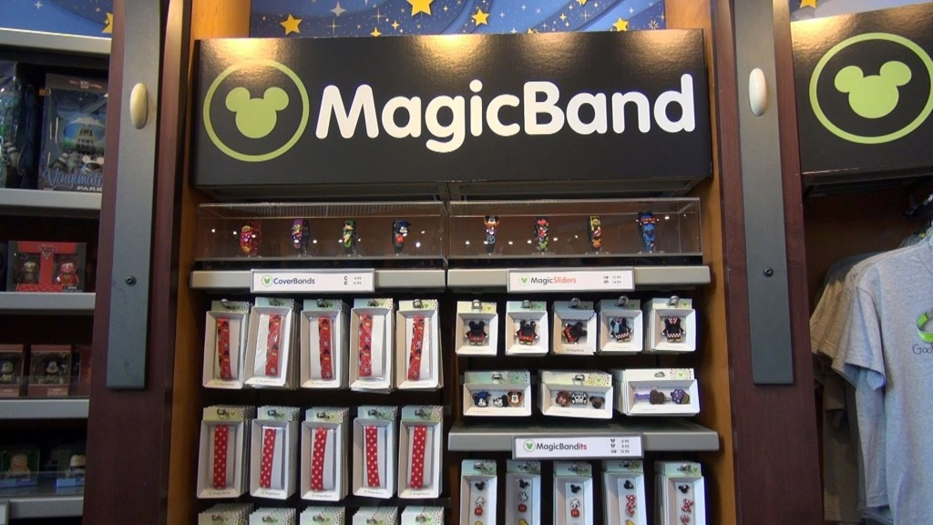 "Magic Band ""bling"""