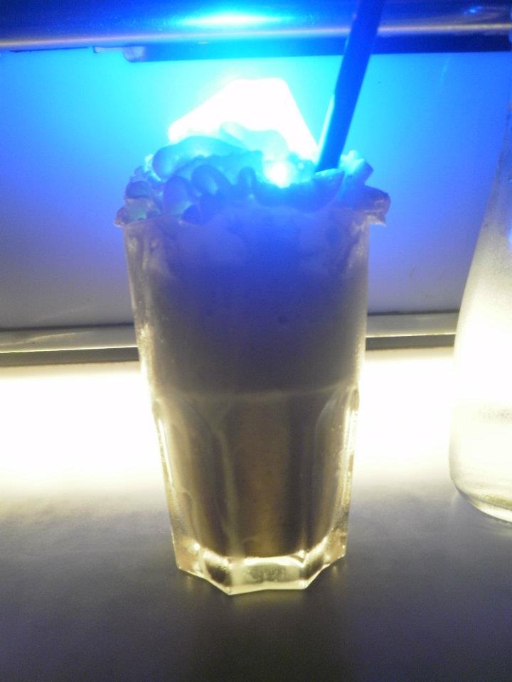 scifi milkshake