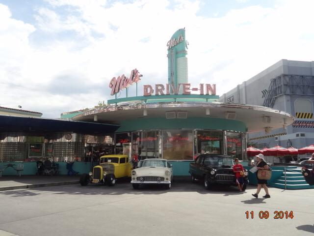 Mel's Drive-In Universal