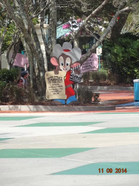 Fievel's Playground - Universal