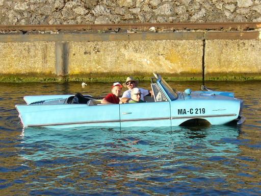 Amphicar courtesy of Wikipedia