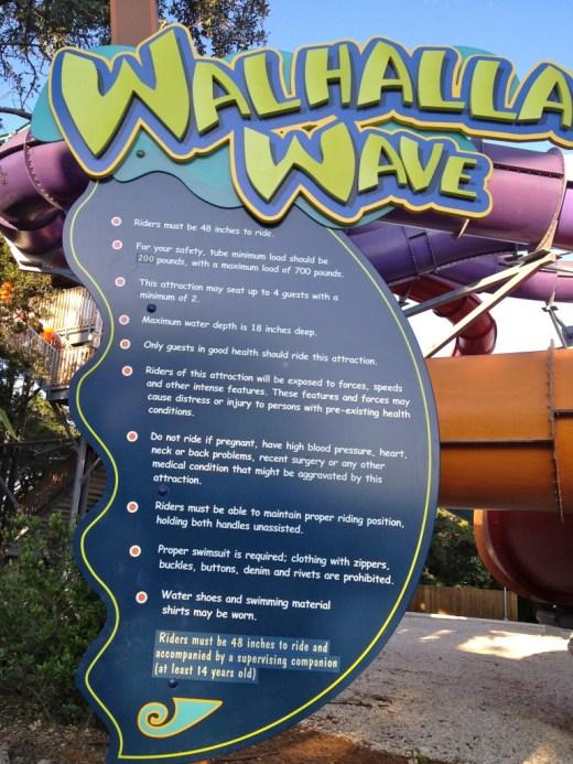 Walhalla Wave