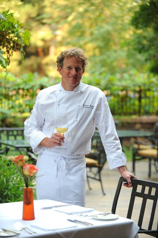 Andrew Sutton, Executive Chef Photo by Disney Parks