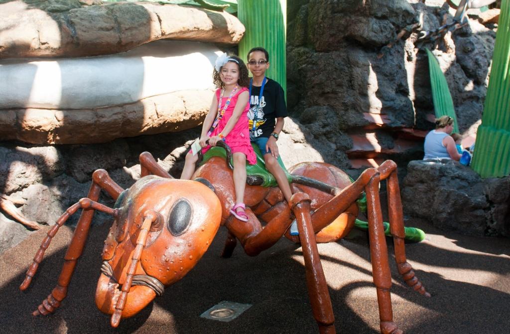 Honey I Shrunk the Kids Playground 2
