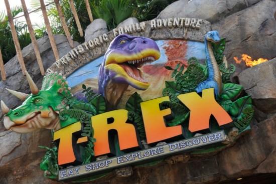 T-Rex: A Prehistoric Family Adventure