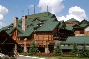 DisneyÕs Wilderness Lodge