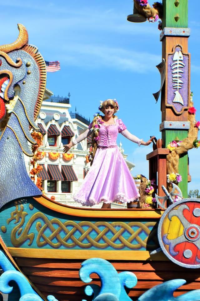 Festival of Fantasy, Rapunzel