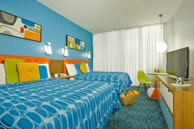 Standard Room - Photo by Loews Resorts