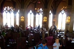 Cinderellas Royal Table Banquet Hall2