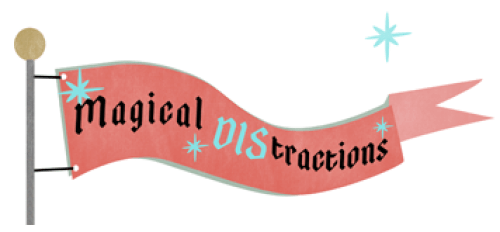 Magical Distractions logo