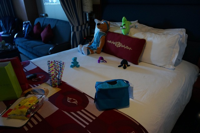 My Top Ten Reasons For Sailing With Disney Cruise Line Magical - Disney cruise ship toy