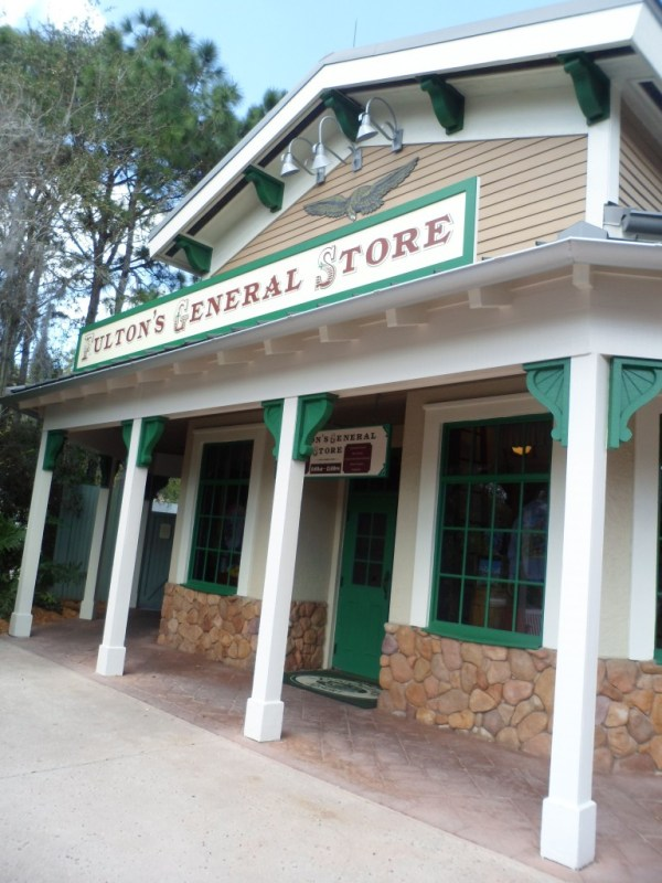 Port Orleans Riverside, Fulton's General Store