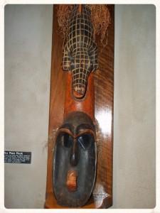 African Art, Tribal face masks, Disney's Animal Kingdom Lodge