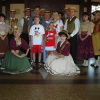 Want to Open the Magic Kingdom? Tips from a Pixie Dusted Family of the Day