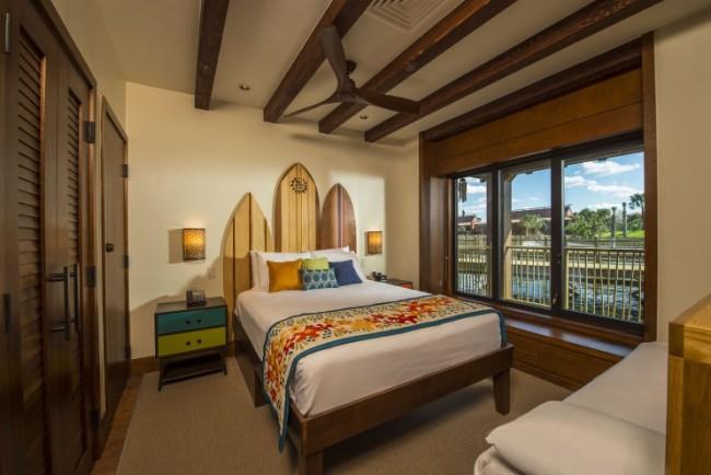 Guest Bedroom - Image by Matt Stroshane/Disney