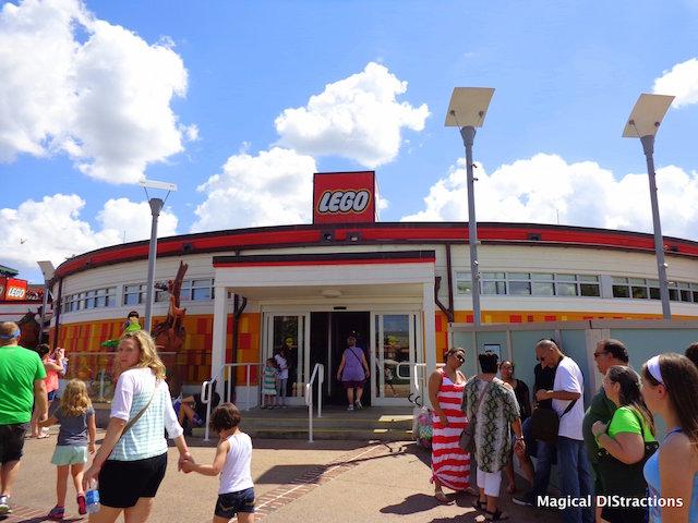 DD - Lego Imagination Center