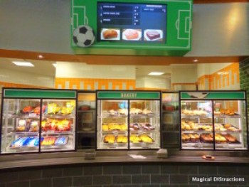AS Sports Food Court