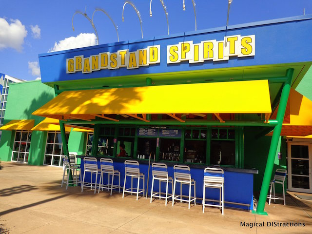 AS Sports Grandstand Spirits Pool Bar