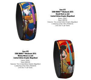 Star Wars™ Weekends Magic Bands