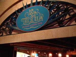 La Cava del Tequila entrance