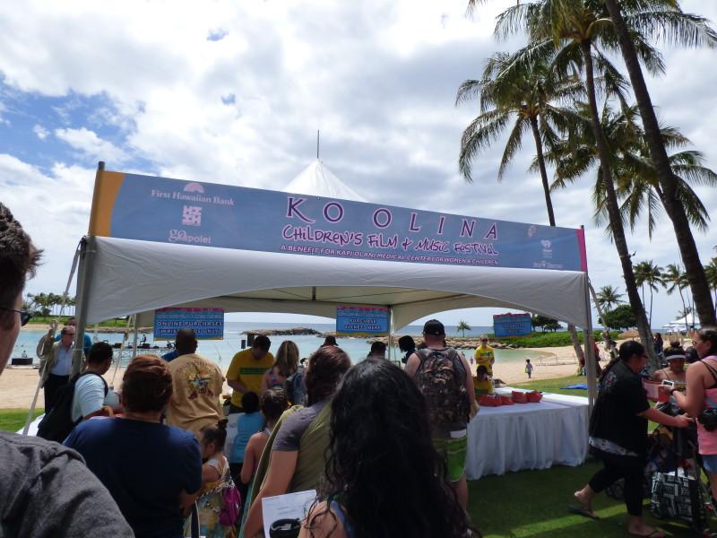 Ko Olina Children's Film & Music Festival