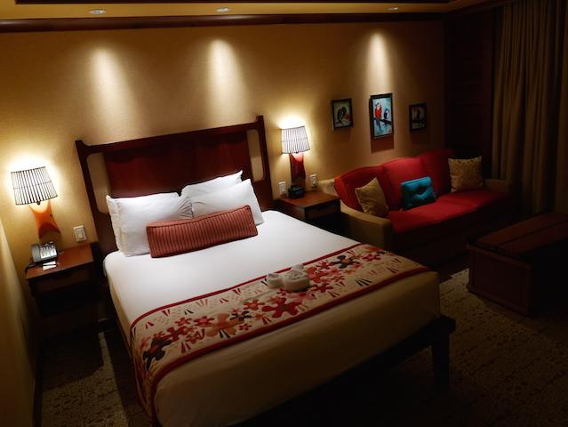 Bed & Sofa  - Photo by Rachel Horsley