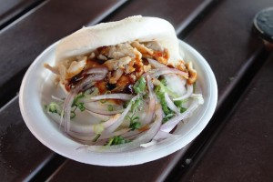 Lotus House: Kung Pao Chicken Bun