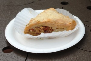 Taste of Marrakesh: Pistachio Baklava