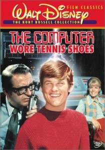 "Kurt Russell in ""The Computer Wore Tennis Shoes"""