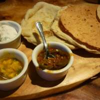 Sanaa – a Unique Meal With a Wild View