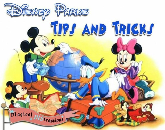 DIStracted Disney Travel Tips