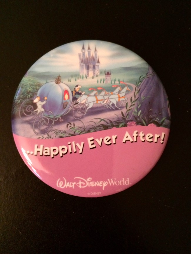 Happily Ever After Pins