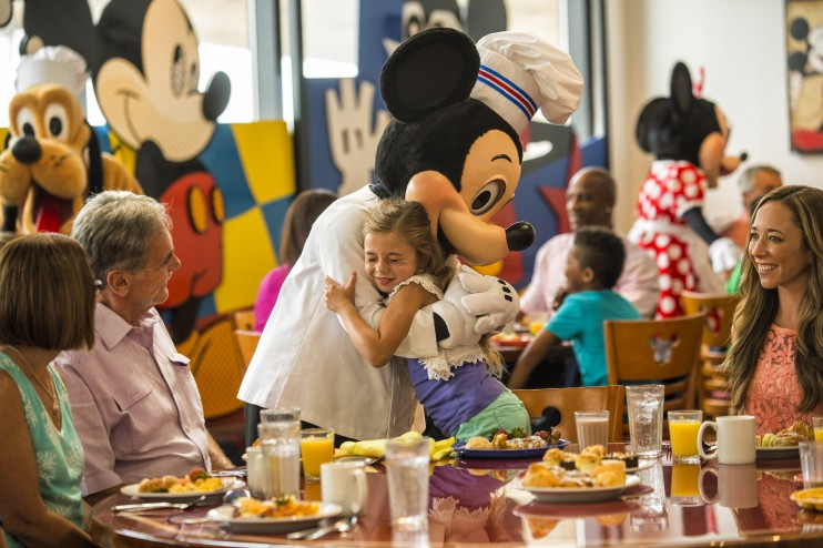 Disney announced a Chef Mickey's relocation is coming this holiday season.